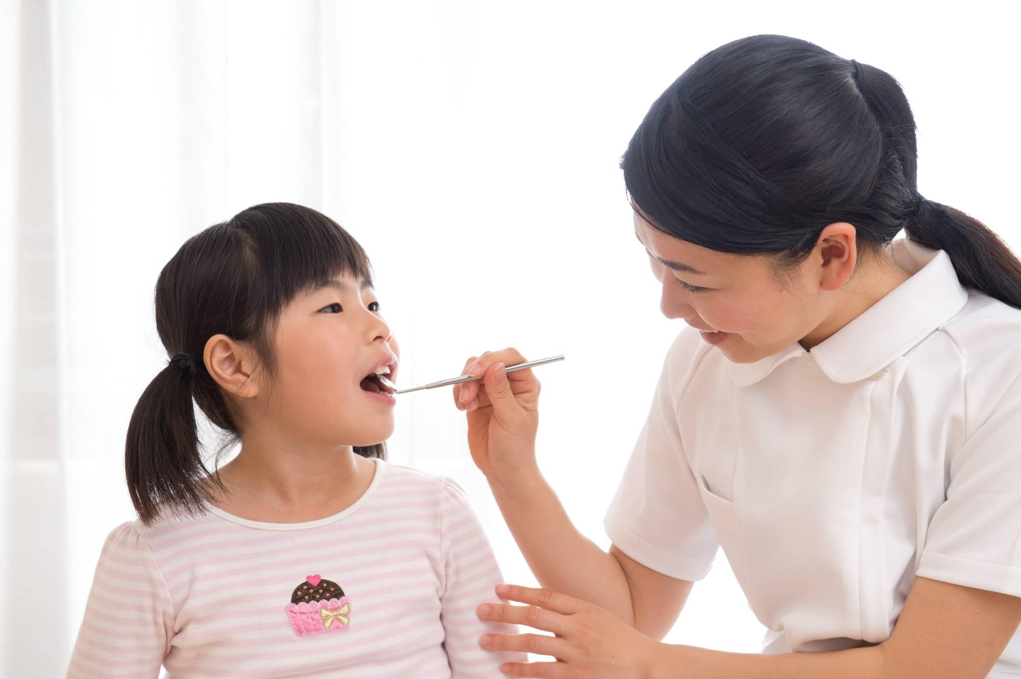 初期虫歯の症状