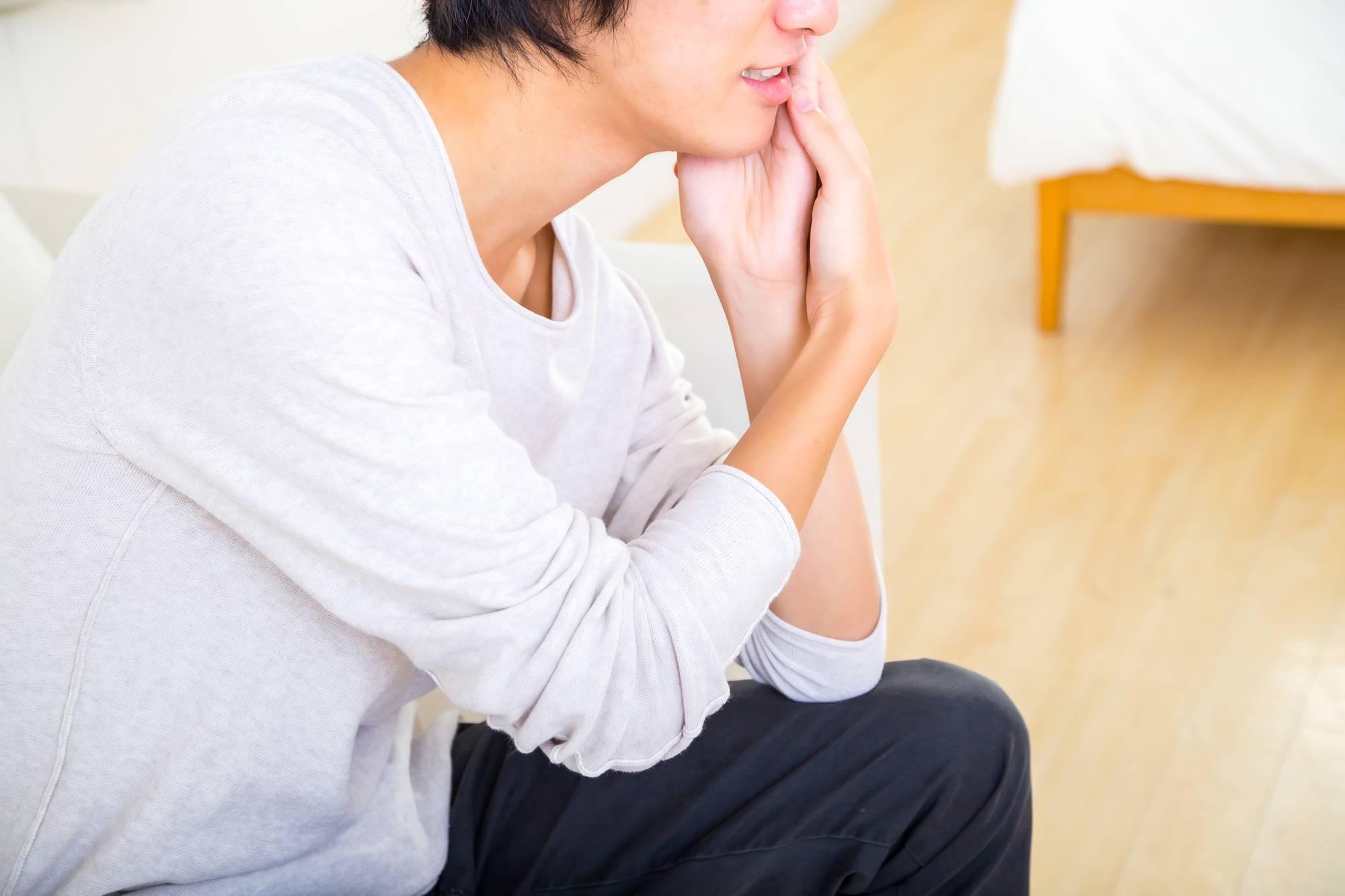 インプラントの腫れや痛み