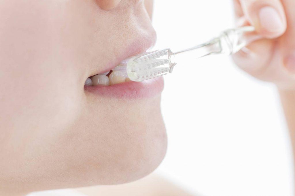 歯周病対策の歯磨き