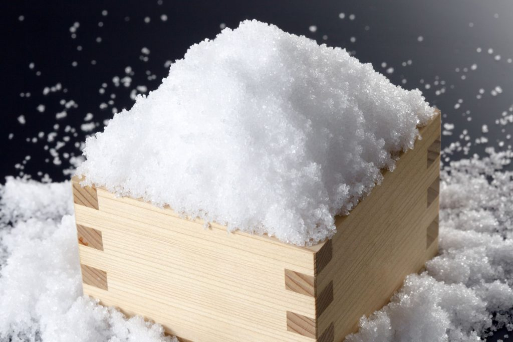 口内炎は塩で悪化する?
