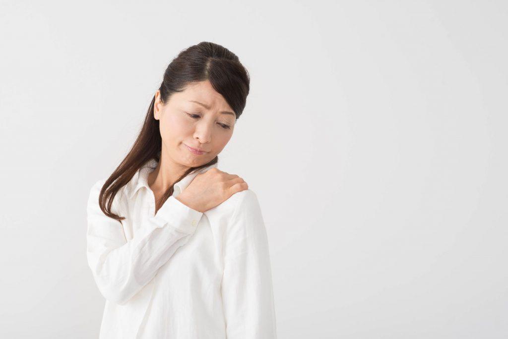 親知らず抜歯後の頭痛と肩こり