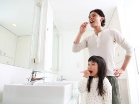 歯ブラシを共有すると何か病気に感染する?