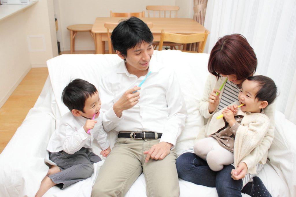 2歳児・3歳児など乳幼児(乳歯)の虫歯に効果的な予防方法とは?