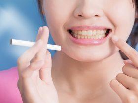 重曹での歯磨きでタバコのヤニはとれる?