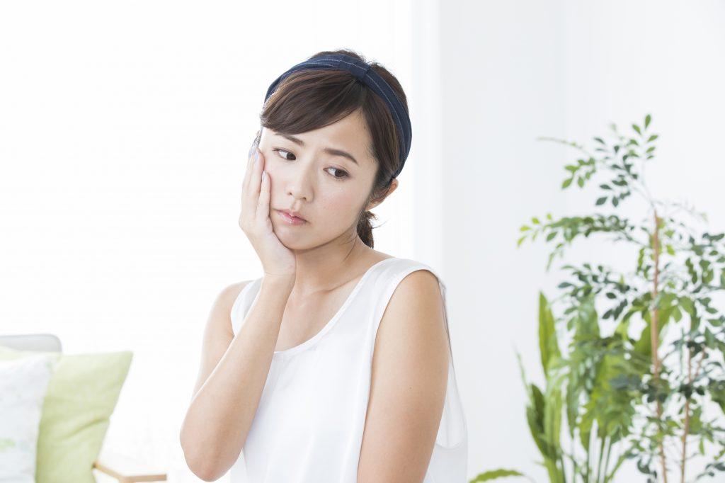 免疫力低下と口内炎の関係